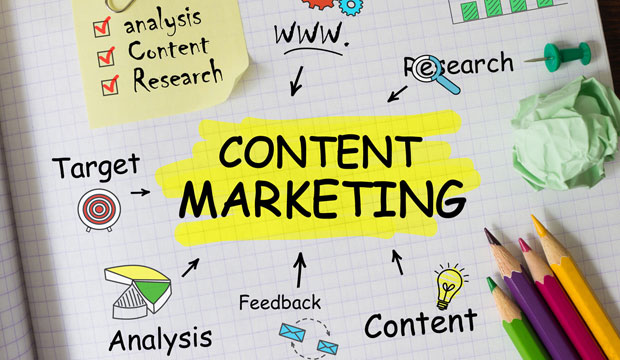 Dịch vụ Content Marketing