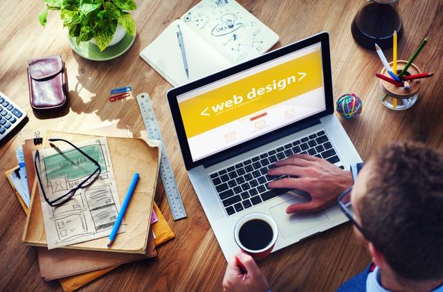 Phần mềm thiết kế web không cần code